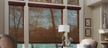 Hunter Douglas Provenance Woven Shades