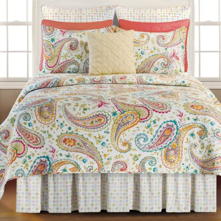 Adalynn Quilt by C&F Home