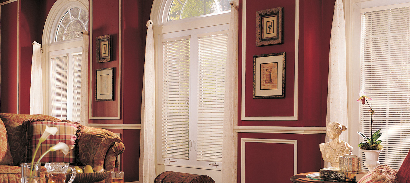 Hunter Douglas Metal Blinds