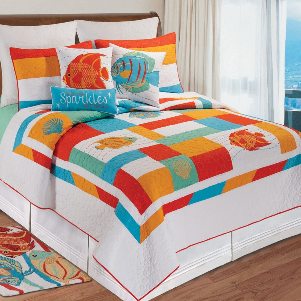p venice bedding quilts quilt solid color bed squares