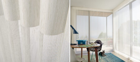 HUNTER DOUGLAS LUMINETTE® PRIVACY SHEERS