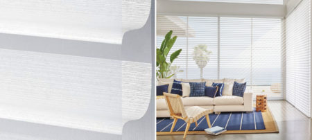 HUNTER DOUGLAS NANTUCKET™ WINDOW SHADINGS
