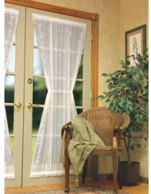 Sheer divine door panel for readymade page